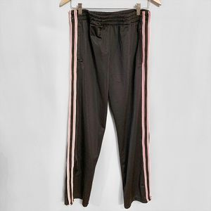 NWT Track Side Snap Pants